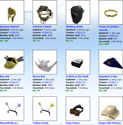 Old roblox hats | ROBLOX Promo Codes Promotional Codes May 2019 by